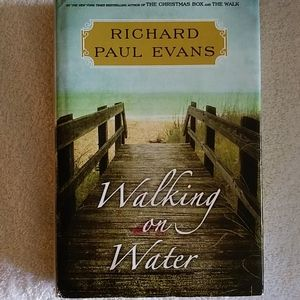 Other - 5/$10 book bundle: WALKING ON WATER